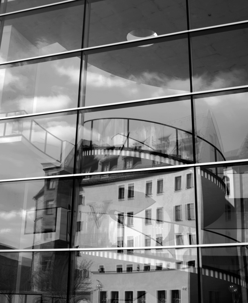 fotografie schwarz-weiss, neues museum nuernberg, sabine mannheims, kunst